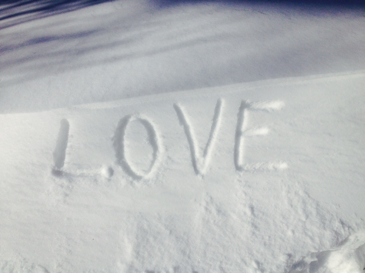 love_snow